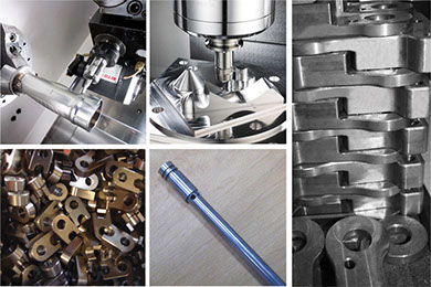 Flanges, mounting plates, sophisticated machined parts, count on Harco.